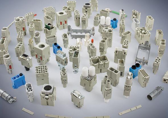 Modulair connectorsysteem - ILME MIXO