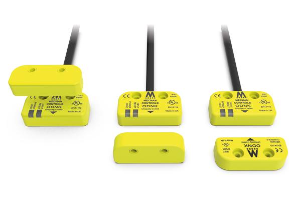 Interrupteurs de sécurité RFID ODNK - Mechan Controls