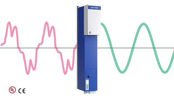 Actief dynamisch filter - P200 / PPM200 - Comsys