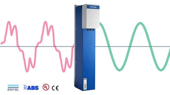 Filtre dynamique actif - PPM300 - Comsys