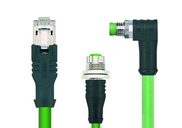 PROFINET Robotic Ethernetkabel - ESCHA