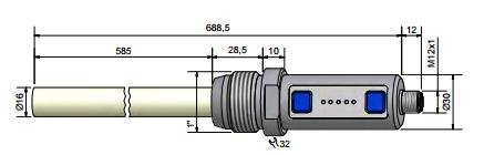 Staafsensor iLevel | Rechner Sensors