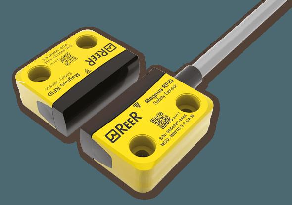 Contactloze veiligheidsschakelaar RFID  Magnus - ReeR Safety