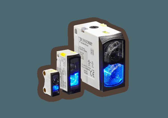 Miniatuur sensoren - Blue light - SensoPart