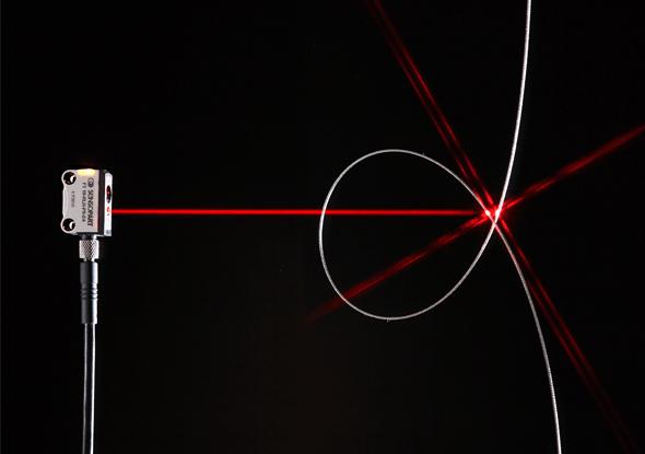 Miniatuursensor met laserlicht | SensoPart