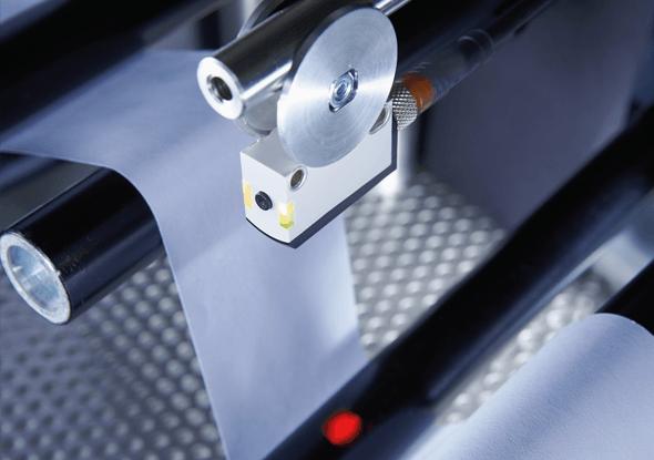 Sensor voor meten van afstand en dikte - FT 50-RLA - SensoPart
