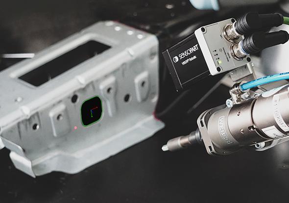 Caméra de vision pour les applications 2D et 3D - SensoPart Robotic