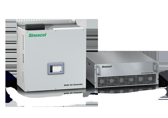 Générateur de Var statique (SVG) - Sinexcel