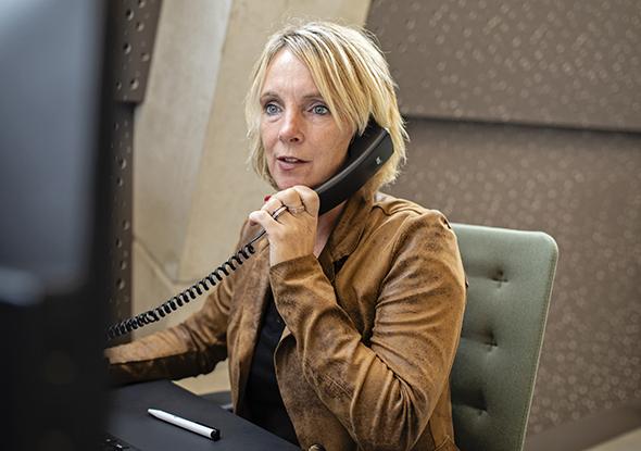 Brenda aan het Rot | Binnendienstmedewerker