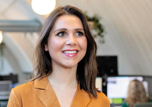 Margaretha De Haas | Binnendienstmedewerker