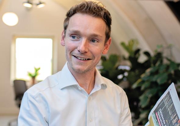 Michiel Volkerink | Gestionnaire de compte